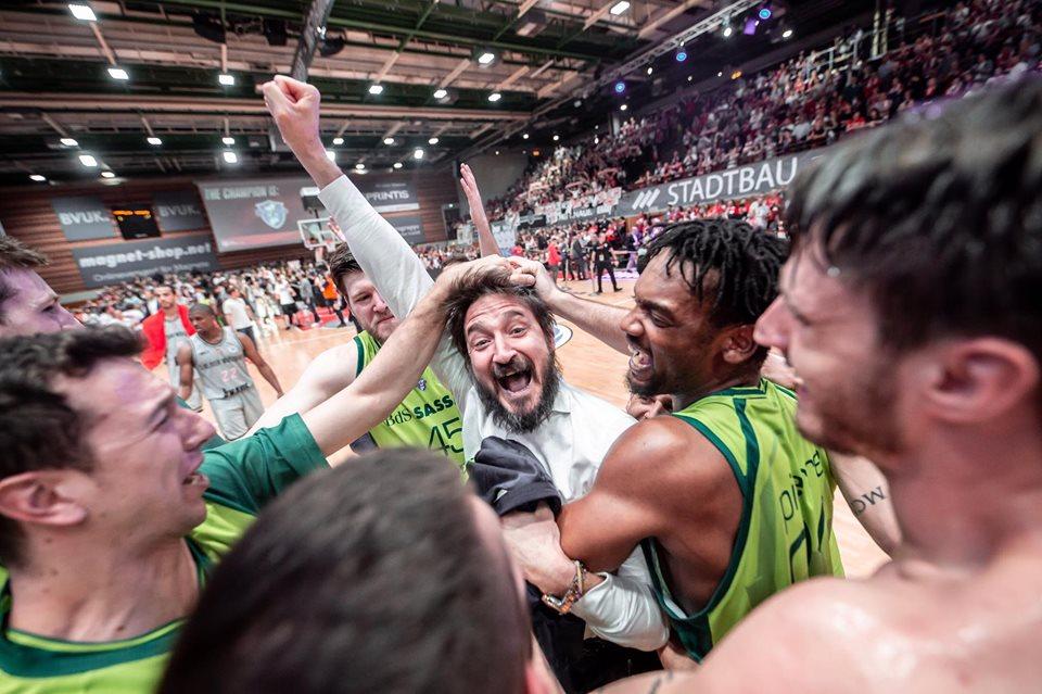 Lega A PosteMobile #Gara1 quarti di finale Playoff 2019: Gianmarco Pozzecco anticipa la sfida Sassari vs Brindisi intervistato in esclusiva per All-Around.net