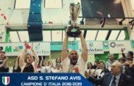 Basket in carrozzina #SerieAFipic #Gara3 Finale Scudetto 2019: Santo Stefano Avis scrive la storia primo titolo italiano FIPIC battuti i cannibali della Briantea84 anche in #Gara3