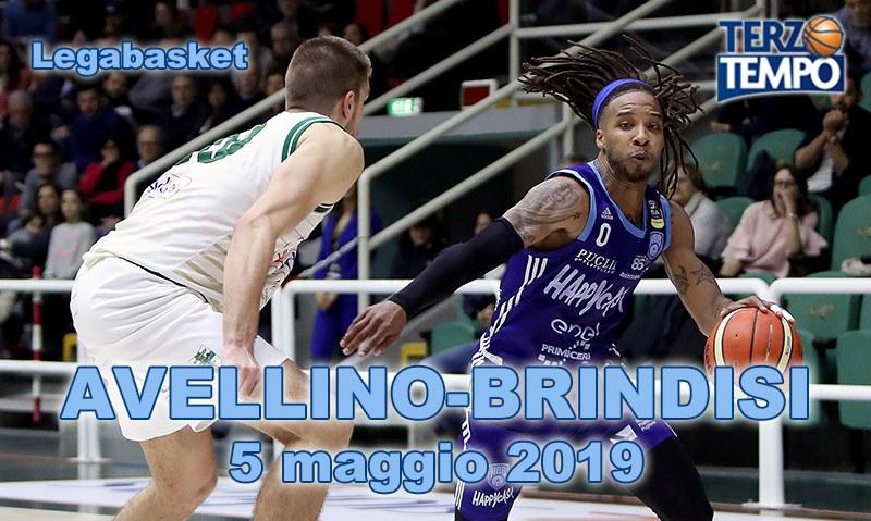 Lega A PosteMobile 14^di ritorno 2018-19: una grande Happy Casa Brindisi passa anche al PalaDelMauro battendo Avellino riviviamola in Terzo Tempo