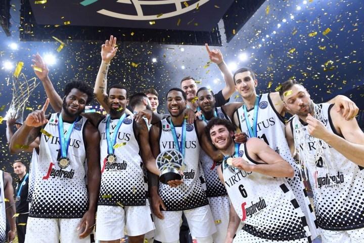 LBA Legabasket 2019-20: la parola al Direttore Generale della Virtus Bologna, Paolo Ronci, un anno dopo la vittoria ad Anversa
