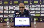 Lega A PosteMobile #Gara1 quarti di finale Playoff 2019: coach Frank Vitucci commenta la prima sfida della sua Brindisi a Sassari vs la Dinamo