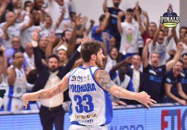 Lega A PosteMobile #gara6 Finale scudetto 2019: con due quarti a mille all'ora la Dinamo Sassari porta l'Umana Venezia a gara7