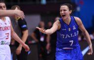 FIBA EuroBasket Women's 2019: grande Italbasket Rosa all'esordio, battuta la Turchia finalmente