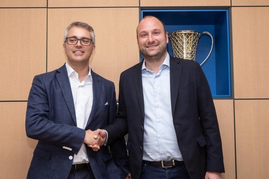Lega A PosteMobile Mercato 2019-20: un gradito ritorno a Cantù ecco Daniele Della Fiori ancora GM in biancoblu
