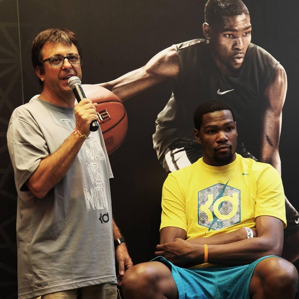 Interviste 2019: l'NBA ma non solo con Flavio Tranquillo intervistato dal Direttore di All-Around.net, Fabrizio Noto