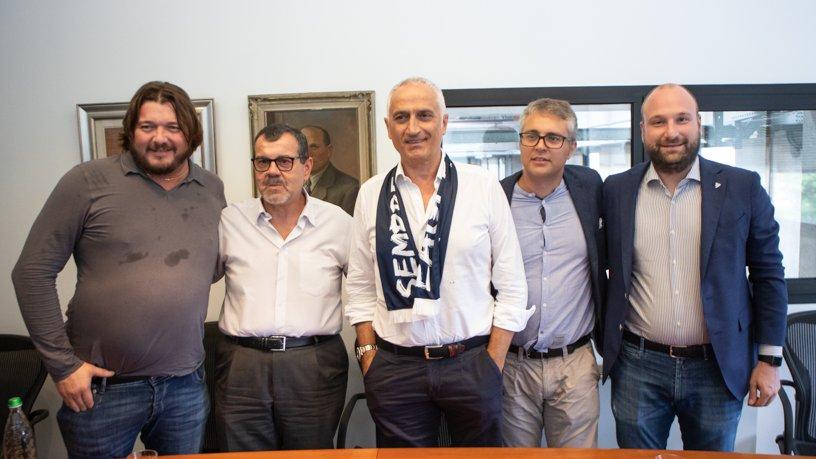Lega A PosteMobile Mercato 2019-20: Cesare Pancotto si presenta a Cantù: