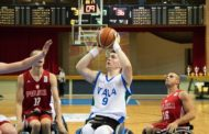 Basket in carrozzina Nazionali 2018-19: diramate le convocazioni per l'European Para Youth Games U22 in Finlandia