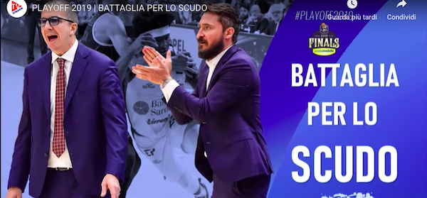 Lega A PosteMobile 2018-19: dalla Dinamo Sassari tutto ma proprio tutto sulla serie con l'Umana Venezia per lo scudetto