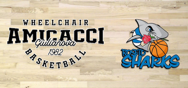A2 e Basket in Carrozzina 2019-20: cos'è la collaborazione tra Roseto Sharks e Polisportiva Amicacci