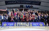 TriplaDoppia by All-Around.net 2018-19: 17^ puntata di TriplaDoppia su di una stagione conclusa e la Reyer Venezia campione d'Italia