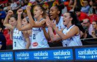 Italbasket 2019: molto bene l'Italbasket Rosa che in amichevole a Saragozza supera il Belgio 60-49