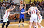Italbasket 2019: termina con un'altra vittoria il secondo match tra Italbasket Rosa e Bielorussia 73-56
