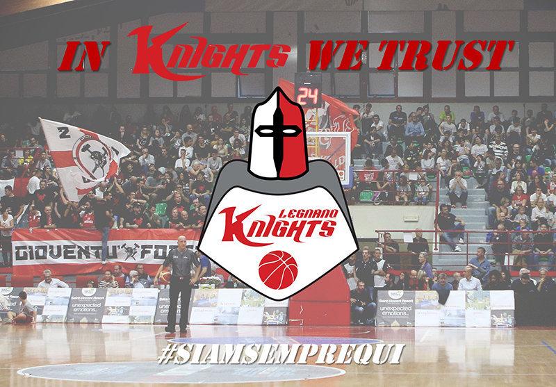 A2 Ovest Old Wild West 2019-10: il Legnano Basket Knights lancia