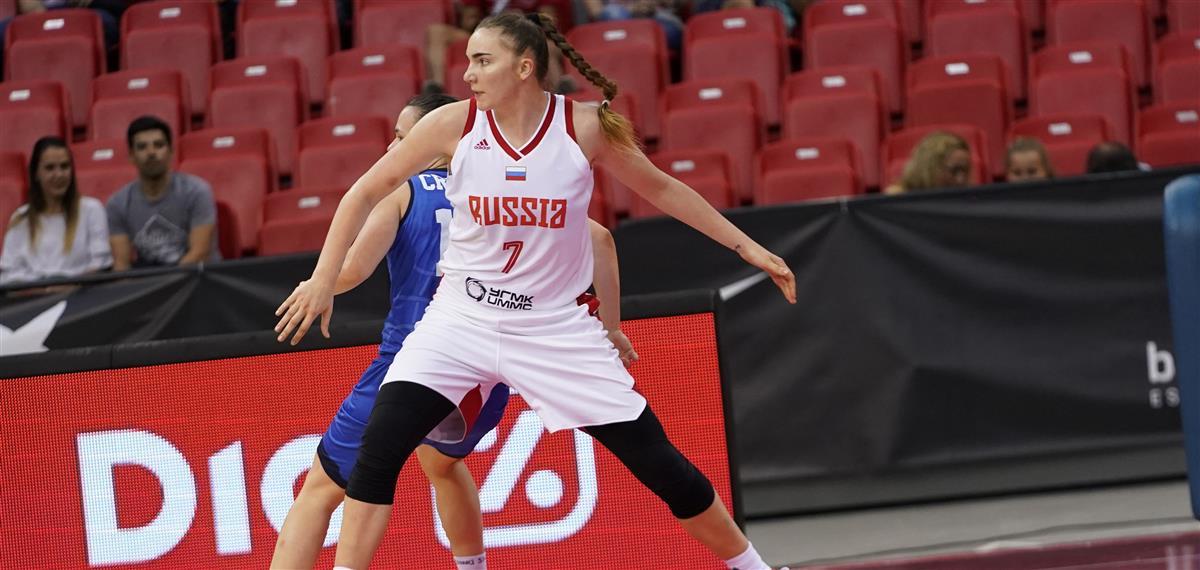 Italbasket 2019: l'Italbasket Rosa cede in Finale a Saragozza alla Russia ma ha buoni segnali