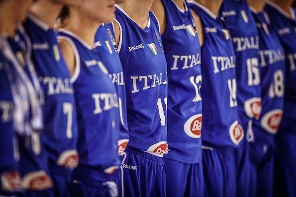 Italbasket 2019: comincia il viaggio della Nazionale Femminile U18 agli Europei di Sarajevo