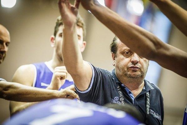 FIBA U20 Men's Eurobasket 2019: parte con l'Ucraina l'Europeo della Nazionale U20 di Andrea Capobianco