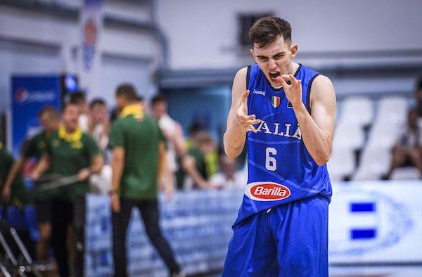 FIBA U18 Men's Eurobasket 2019: l'Italbasket U18M reagisce al brutto esordio e strapazza la Lituania