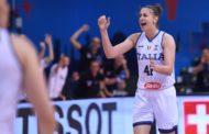 Lega Basket Femminile A1 mercato 2019-20 IX^puntata: l'Umana Venezia fa la voce grossa ed annuncia Elisa Penna