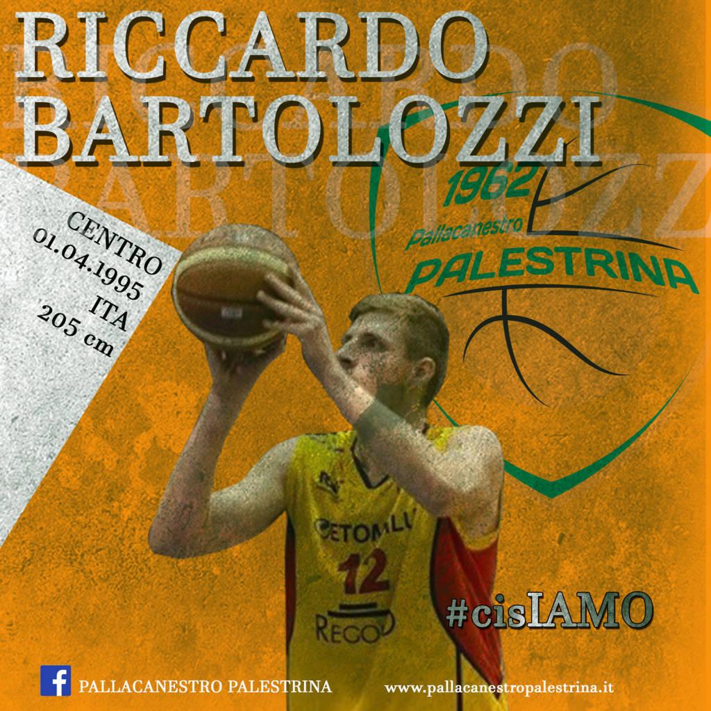 Serie B girone D Old Wild West 2019-20: il centro della Citysightseeing Palestrina è Riccardo Bartolozzi