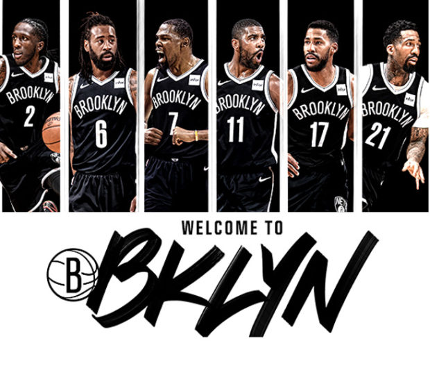 NBA 2018-19: Still awake? Giugno 2019, l'astronave dei Nets è in viaggio tra le stelle!