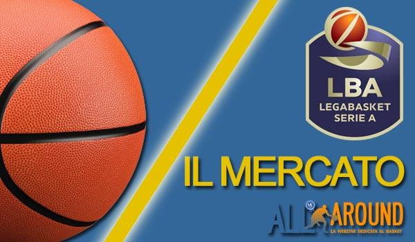 Legabasket LBA Mercato 2019-20: la tabella del mercato del nuovo campionato di Lega A