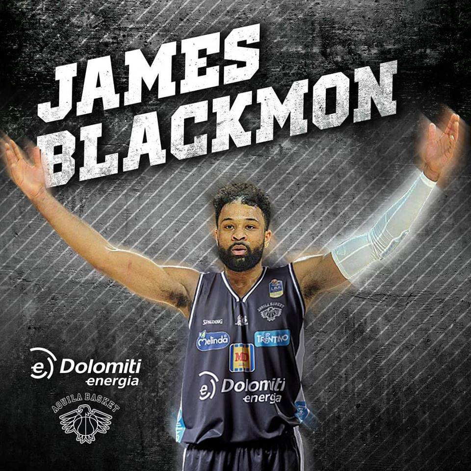 Legabasket LBA Mercato 2019-20: a Trento via Luca Conti a Montegranaro ma si aggiunge James Blackmon