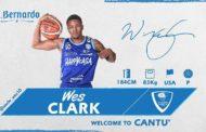 Legabasket LBA Mercato 2019-20: l'Acqua San Bernardo Cantù da fiducia in cabina di regia a Wes Clark