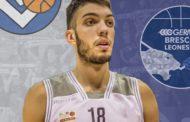 Legabasket - LBA Mercato 2019-20: linea verde alla Germani Basket Brescia arriva Tommaso Guariglia