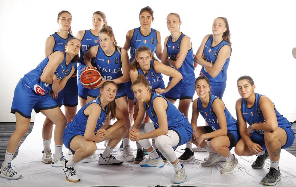 FIBA U18 Women's Eurobasket 2019: vola ai quarti di finale l'Italbasket Rosa U18F che stritola la Bielorussia, ora la temibile Spagna
