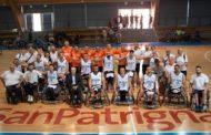 Basket in carrozzina Nazionali Fipic 2019-20: un successo la prima edizione del #StarsinSanpa con ItalFipic, Gran Bretagna ed USA