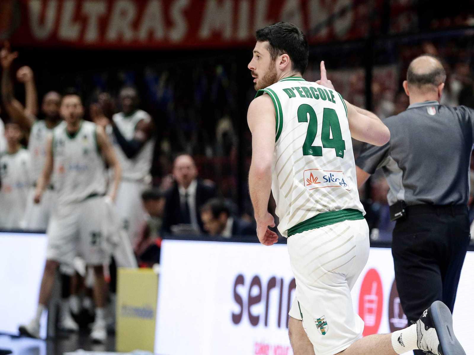 Legabasket - LBA Mercato 2019-20: a Pistoia è tornato l'entusiasmo con Lorenzo D'Ercole e le 866 tessere vendute in abbonamento