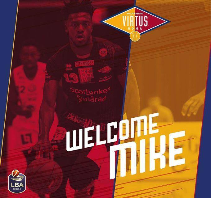 Legabasket LBA Mercato 2019-20: dopo Nic un altro Moore alla Virtus Roma ma questo si chiama Mike!