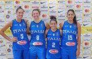 3X3 Open Femminile 2019: in una settimana per l'Italia prima la Women's Series poi la Europe Cup a Debrecen (con una nota di All-Around.net)