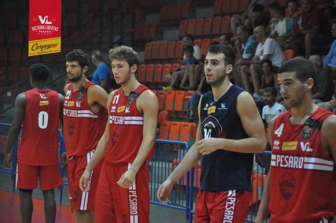 Legabasket LBA precampionato 2019-20: Pesaro ok nella sua prima uscita come la Germani Basket Brescia che fa bis dopo il debutto
