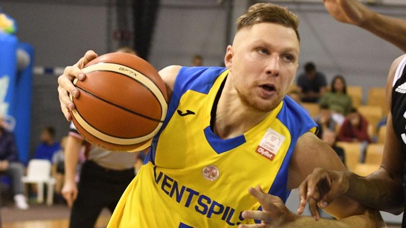 Legabasket LBA Mercato 2019-20: la Pallacanestro Varese corre ai ripari per due mesi ecco Ingus Jakovičs