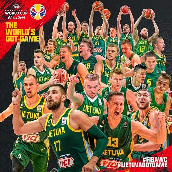 FIBA World Cup 2019: sarà finalmente l'anno della Lituania sempre a bocca asciutta dal 2003?
