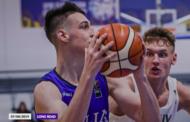 FIBA Campionato Europeo U16 Maschile 2019: l'Italia di coach Fucka esordisce con la Germania