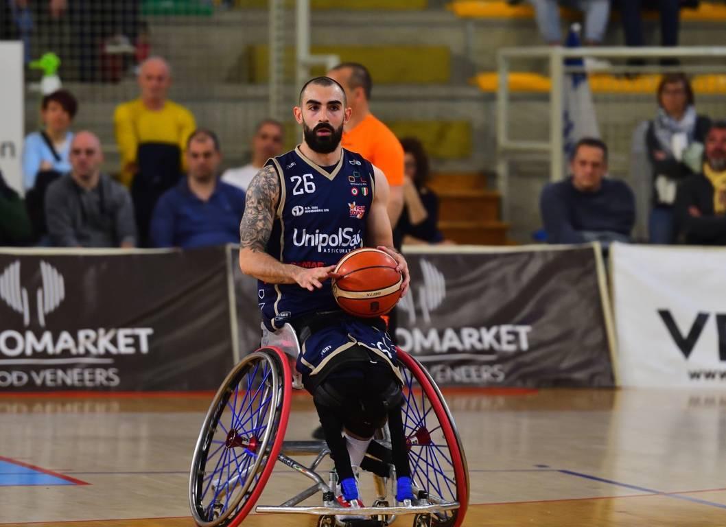 Basket in carrozzina #SerieAFipic Mercato 2019-20: Simone De Maggi rinnova con la Briantea84 sino al 2021