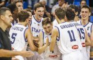 FIBA Campionato Europeo U16 Maschile 2019: l'Italia risale da -17 e batte di 1 la Grecia, è semifinale con la Francia