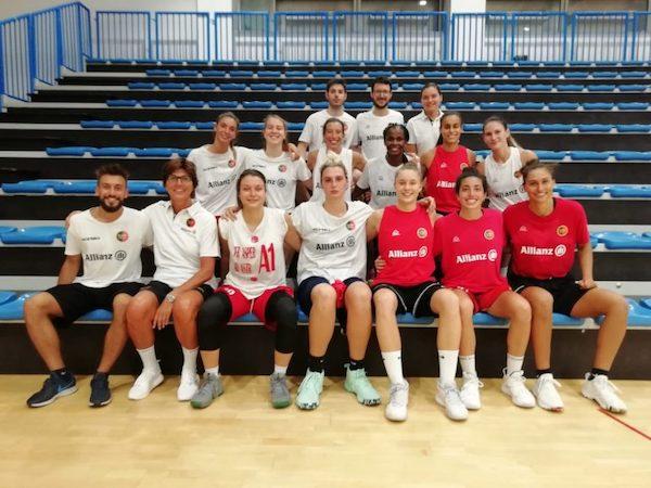 Lega Basket Femminile A1 2019-20: l'Allianz Geas nelle parole del suo coach Cinzia Zanotti