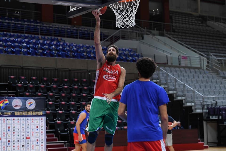 #Roadto FIBA World Cup 2019: da venerdì 23 agosto Torneo AusTiger per l'Italbasket in Cina con di nuovo la Serbia, poi Francia e Nuova Zelanda