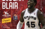 Legabasket LBA Mercato 2019-20: un centro atipico come l'ex NBA DeJuan Lamont Blair chiude il roster della Carpegna Prosciutto Pesaro