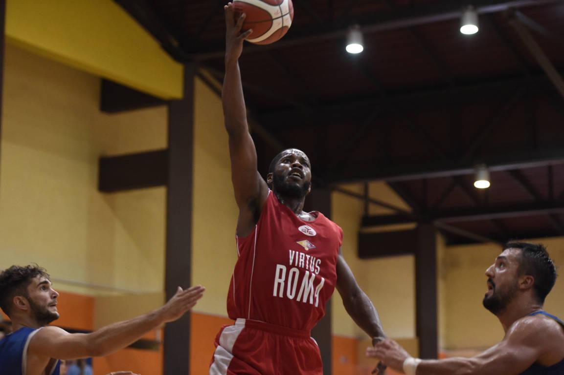 Legabasket LBA precampionato 2019-20: per la Virtus Roma oggi al Tellene c'era Scafati ce lo racconta Giorgio Rovacchi