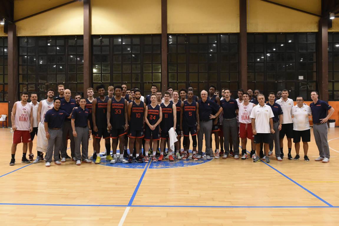 Legabasket LBA precampionato 2019-20: il primo debutto della Virtus Roma è positivo vs Syracuse