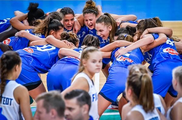 FIBA Campionato Europei U16 Femminile 2019: il giorno dopo il gran V° posto dell'Italbasket, una riflessione sul basket italiano che si nasconde