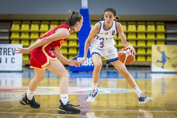 FIBA Campionato Europeo U16 Femminile 2019: questa volta la Spagna è troppa roba per l'Italbasket che rende l'onore delle armi