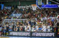 FIBA Campionato Europeo U16M 2019: bravissima l'Italbasket U16M che batte la Russia ed è terza!