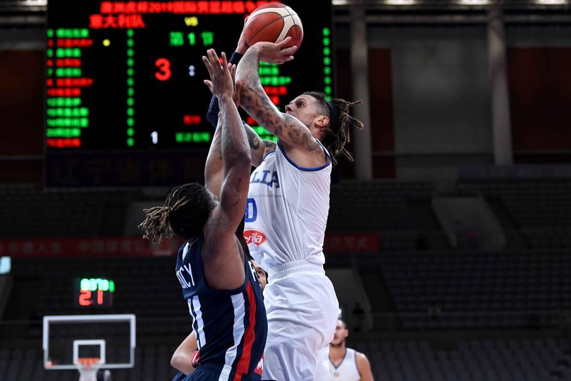 #RoadTo FIBA World Cup 2019: Daniel Hackett per i minuti decisivi