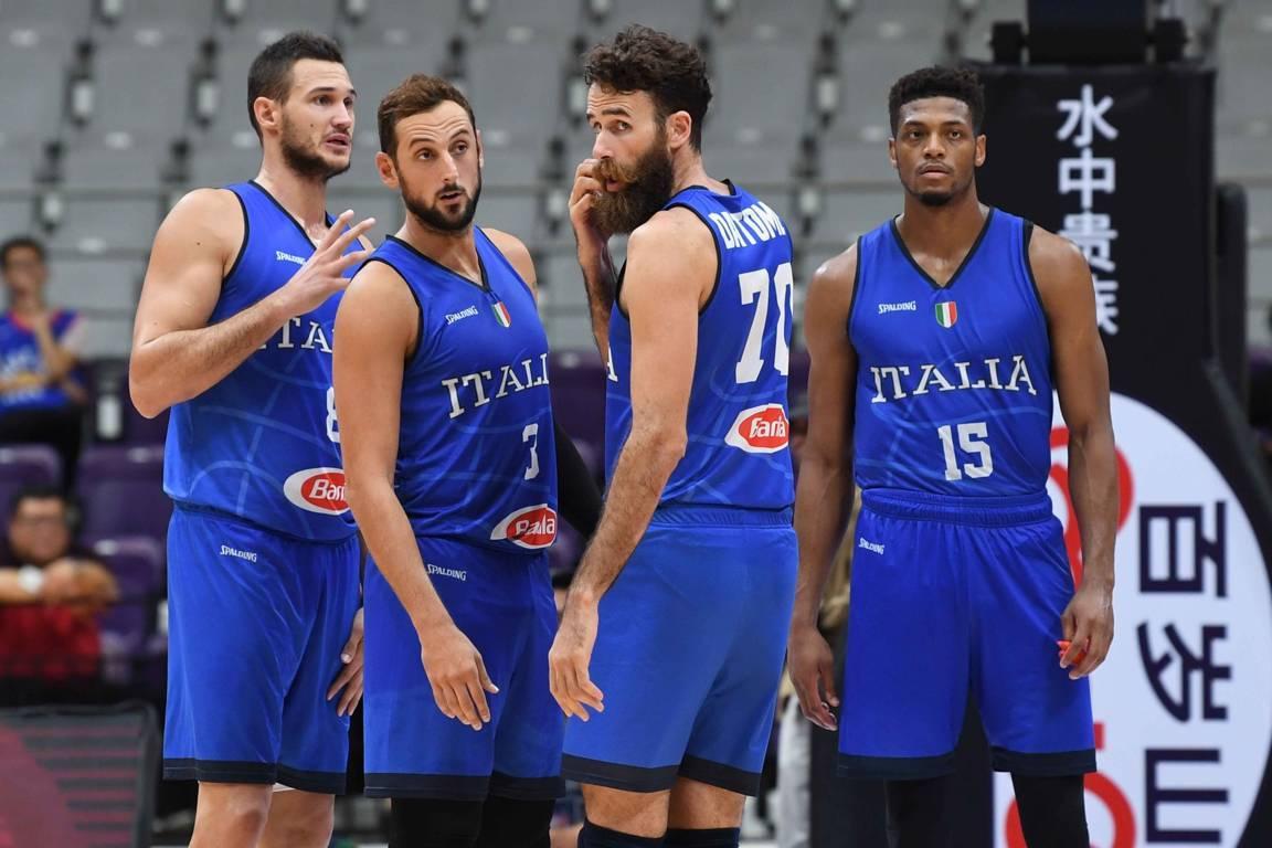 Road to FIBA World Cup 2019: secondo match al Torneo AusTiger per l'Italbasket domenica 25 agosto c'è la Francia