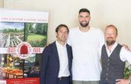 Legabasket LBA Precampionato 2019-20: Aristide Landi si è presentato stamane ai suoi nuovi tifosi